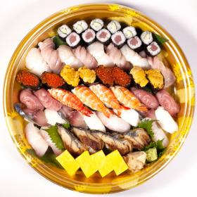 KAN - sushi plate for 4